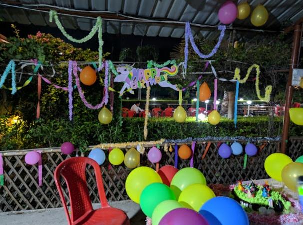 Vishala Garden Restaurant Bhatha Surat - Wedding Lawn