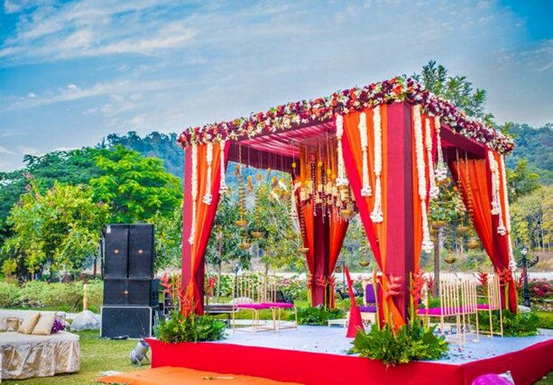 Wedding Hotels in Ranthambore for a Lavish Ceremony Embraced By Nature