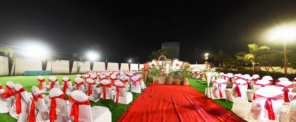 Suvi Palace Vasai Mumbai - Banquet Hall