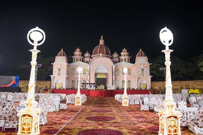 Mohan Green Meadows Ulhasnagar Mumbai - Banquet Hall