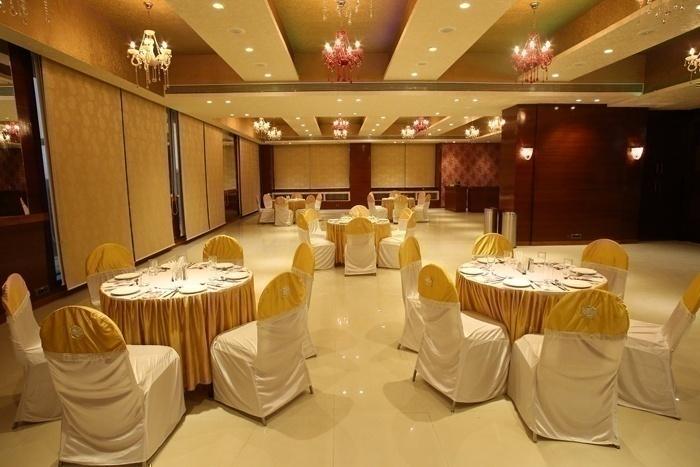 Palm Courtyard Banquet - Sanpada