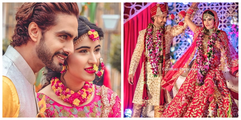 Sheena Bajaj and Rohit Purohit's had a gorgeous destination wedding in Jaipur and I am drooling over their pictures!