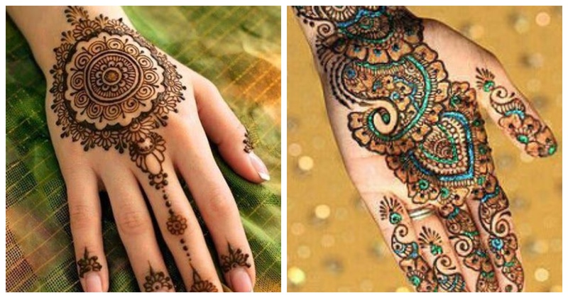 5 Festive Mehendi Designs for Diwali