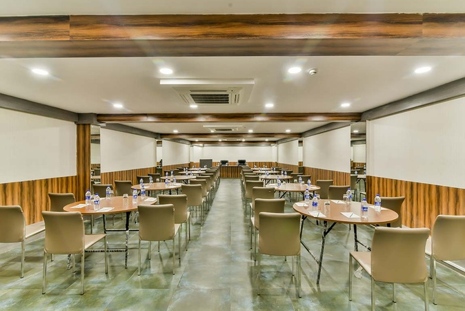 Ramatan Resort Vagator Goa - Banquet Hall