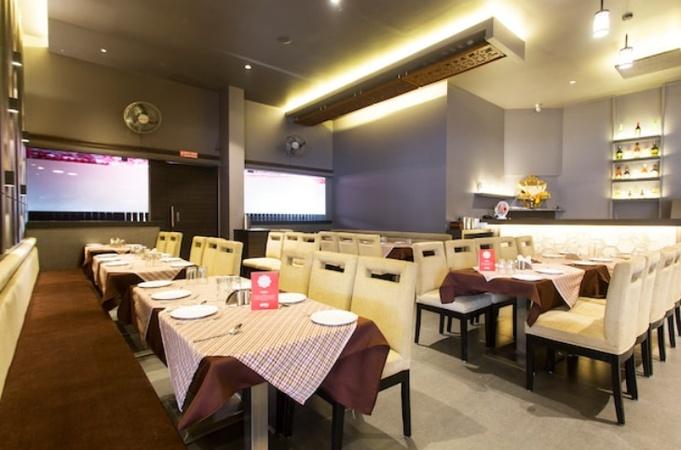 Hotel Vishwas Narhe Pune - Banquet Hall