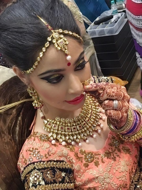 Top 5 Bridal Makeup Artists in Ludhiana Who Can Ace That