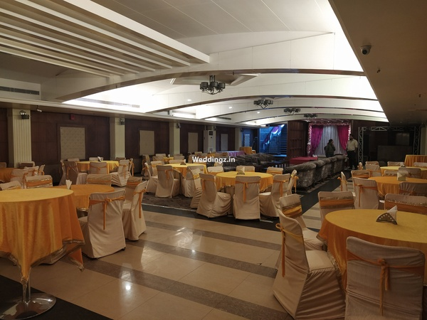 Millionaire Hotel New Industrial Town Faridabad - Banquet Hall