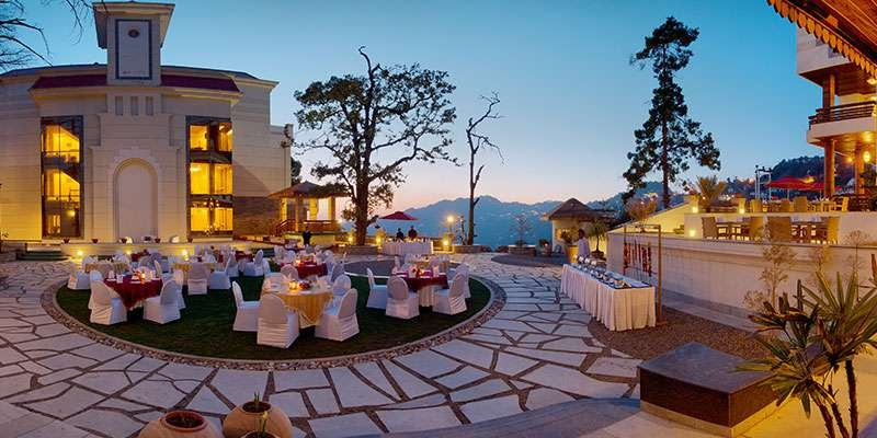 Best Banquet Halls in Mussoorie to Plan Out a Beautiful Destination Wedding