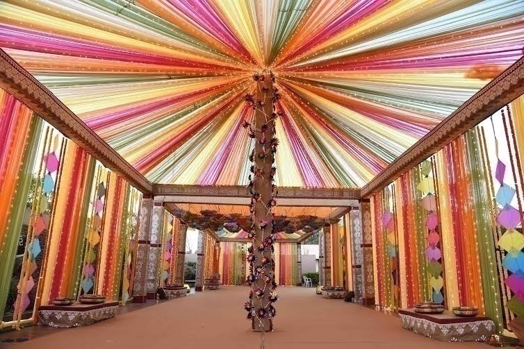 Wedding Entrance Decoration Ideas