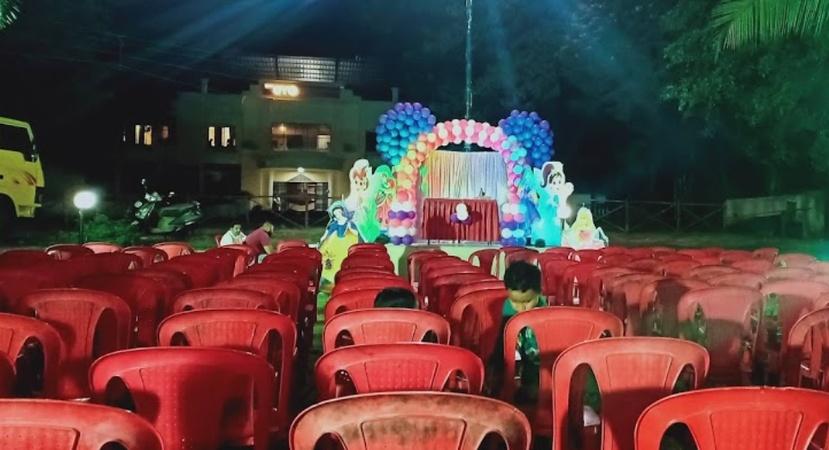Anandvan Gokhale Mala Alandi Pune - Banquet Hall