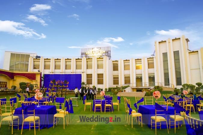 Maple Garden Alipur Delhi - Banquet Hall