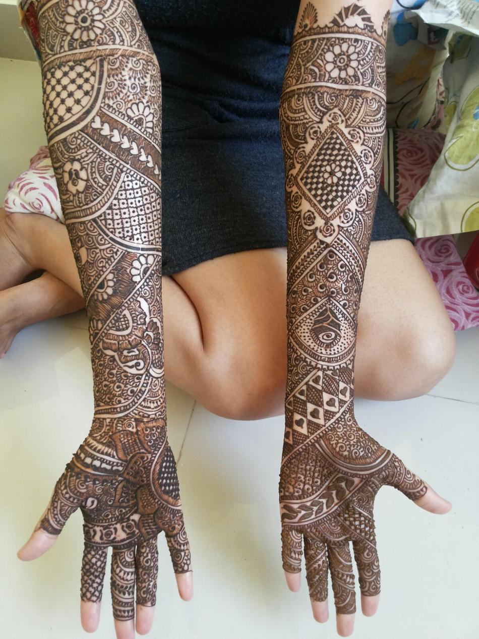 Mehndi Design Book Easy