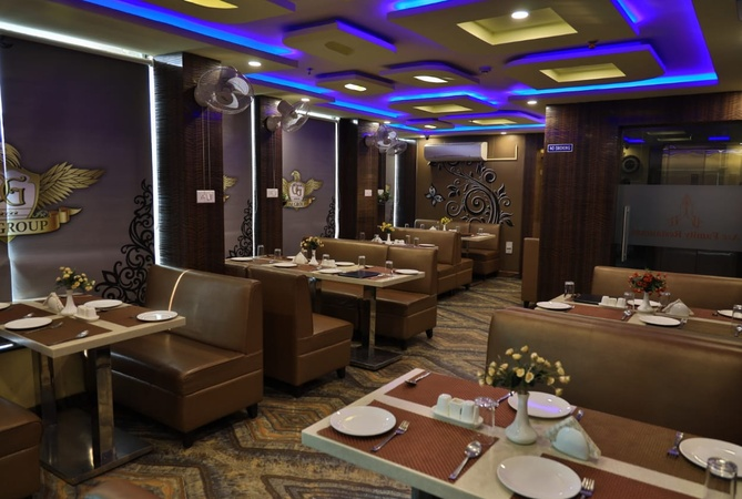 Hotel OPS Panchla Howrah - Banquet Hall