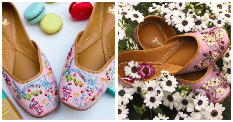 10 elegant and quirky Jutti designs that are a must-have in your Bridal Trousseau!
