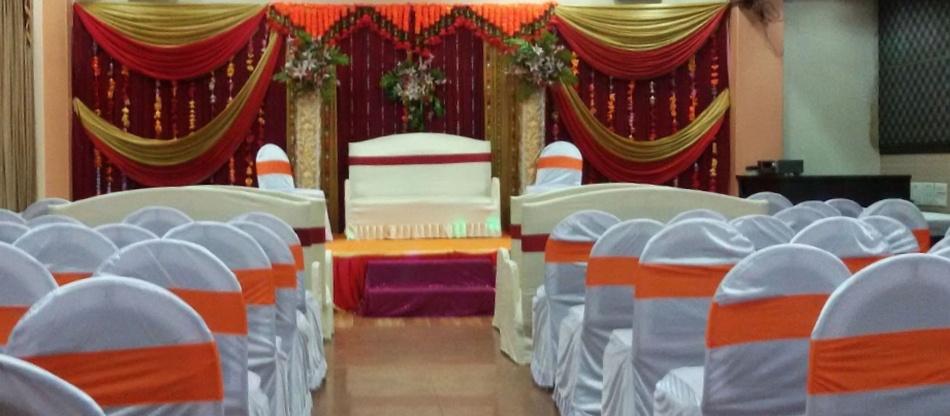 Veg Saagar Restaurant and Banquet Hall Bhayander West Mumbai - Banquet Hall