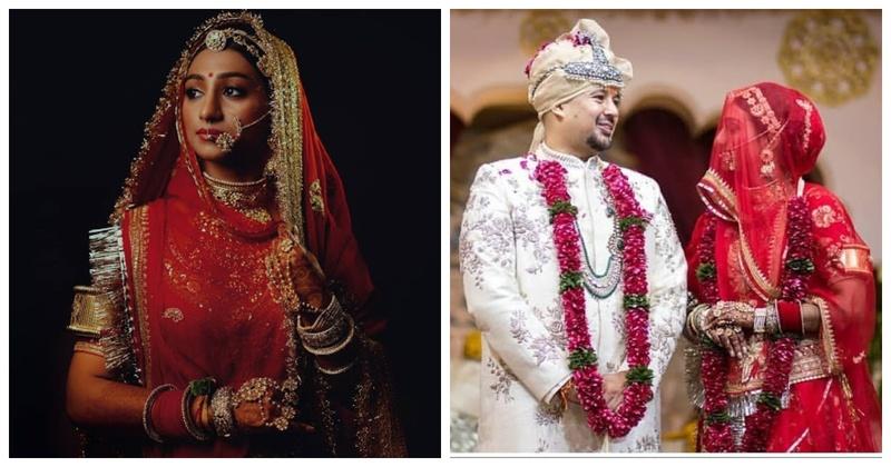 Yeh Rishta Kya Kehlata Hai Fame Mohena Ties the Knot in Royal Style!