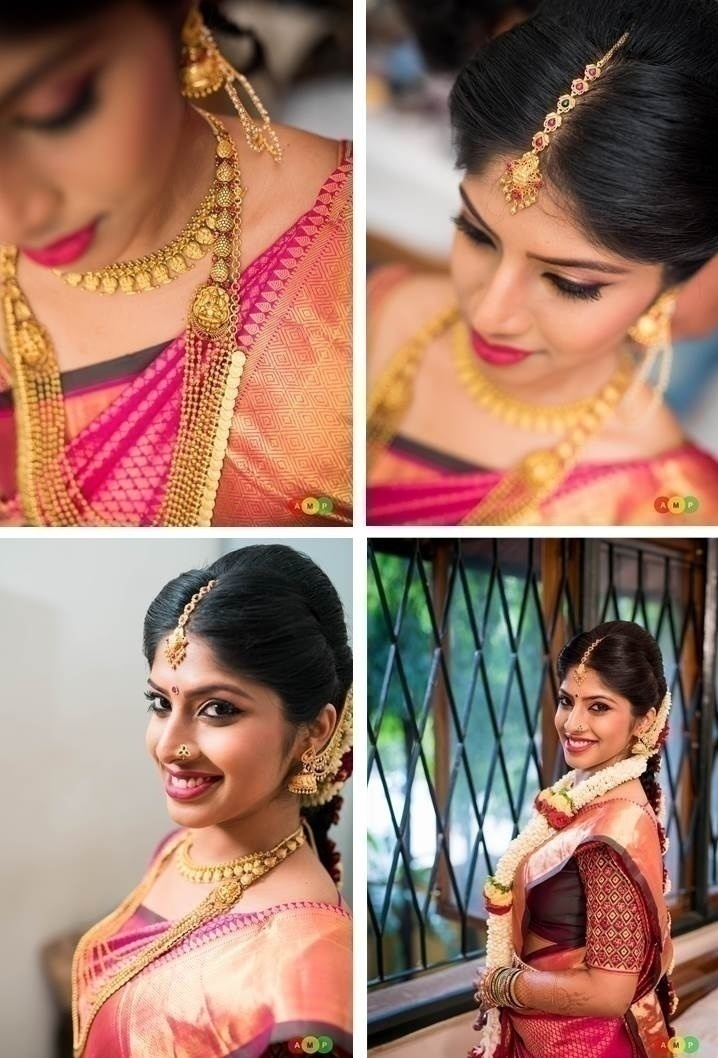 7ad68c6f3d0 Our Top 10 South-Indian Brides and Their Gorgeous Bridal Wear! - Blog
