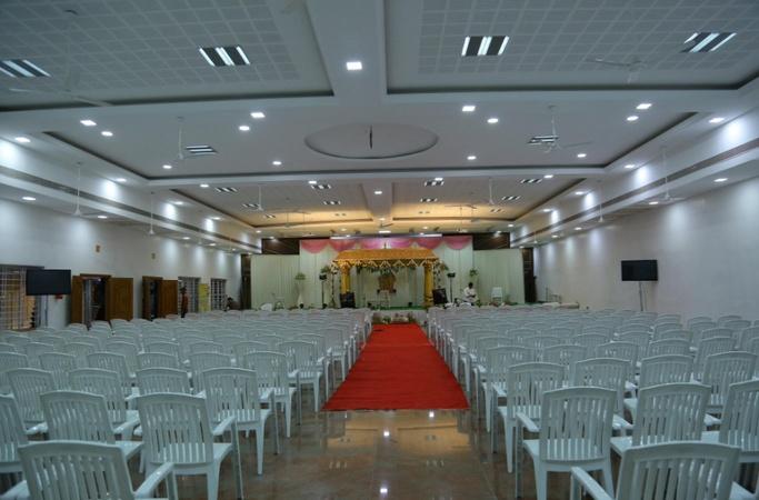 Mani Mahal Peelamedu Coimbatore - Banquet Hall