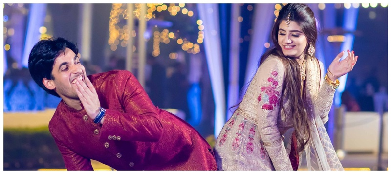 Nikhil & Aishwarya  Delhi : This gorgeous couple won our hearts with their unmatched chemistry and cuteness!
