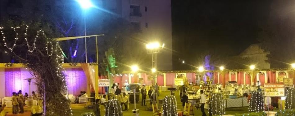 Haveli Seva Kunj Asapur Varanasi - Banquet Hall