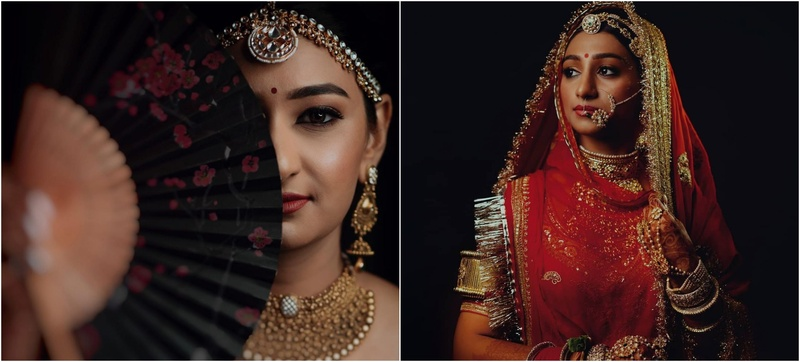 10 Breathtaking Bridal Portraits We've Seen in Recent Times