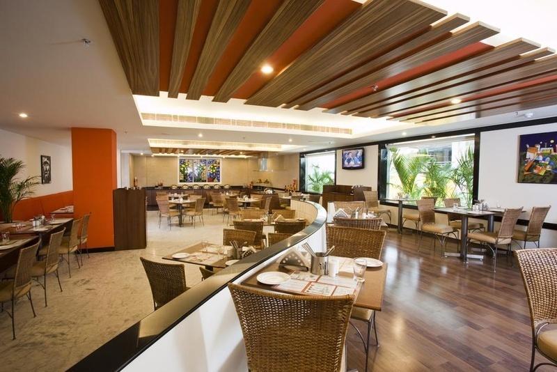WOW Hotel, Scheme No 54, Indore