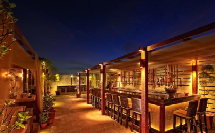 Kylin Skybar Vasant Kunj Delhi - Cocktail Venues