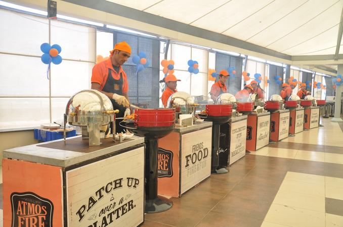 Atmosfire Caterers by Barbeque Nation | Bangalore | Caterers