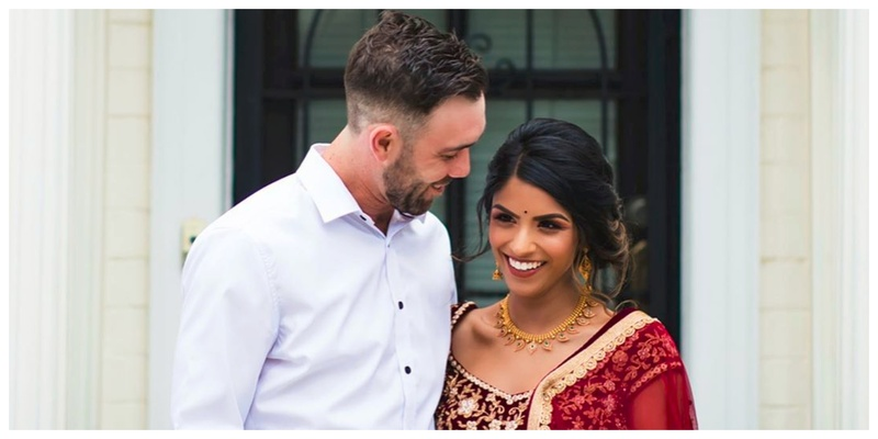 Glenn Maxwell and Vini Raman are Engaged!
