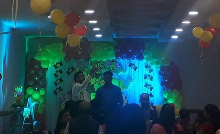 Surataram Nakipuria Bhawan Khalpara Siliguri - Banquet Hall