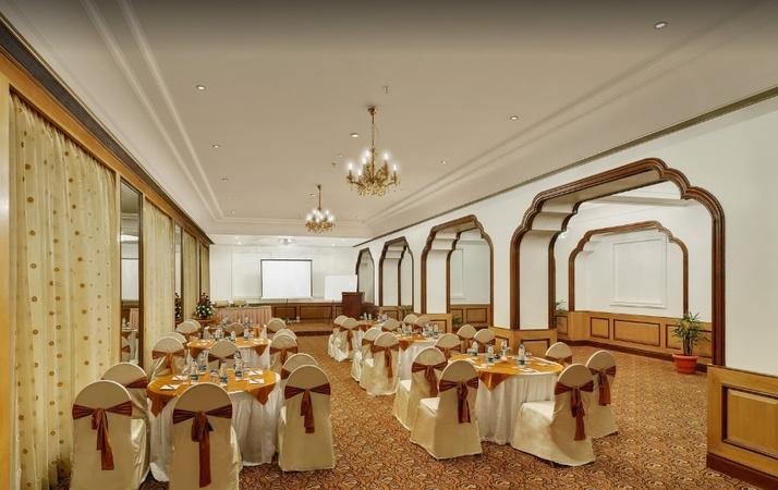 Hotel India Awadh Hazratganj Lucknow - Banquet Hall