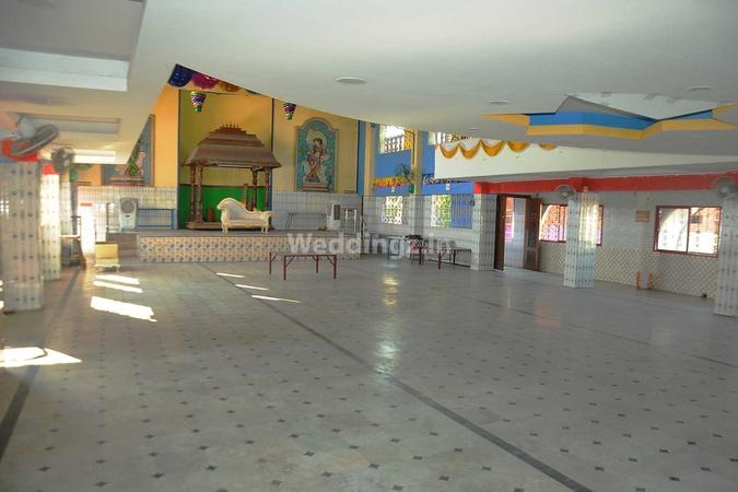 Balamurugan Thirumana Mahal Madhavaram Chennai - Banquet Hall