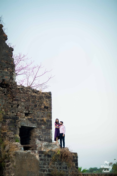 This fort in Mumbai has an old-worldly charm which we absoluteley love