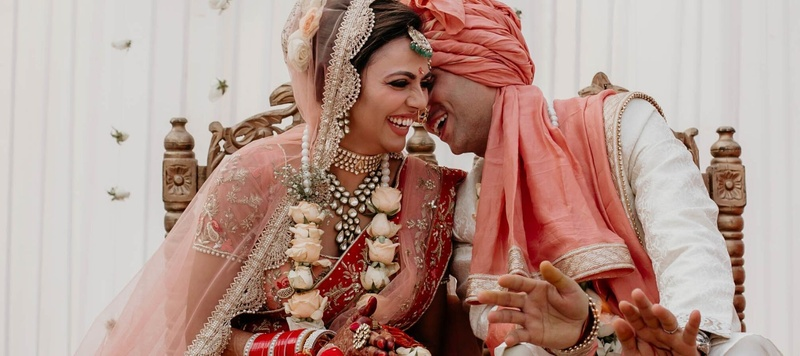 Harsh & Pragya Delhi : A series of mishaps made this wedding the most memorable day for the couple!