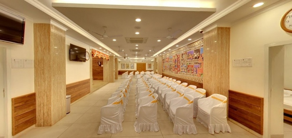 Mena Hall Mylapore Chennai - Banquet Hall