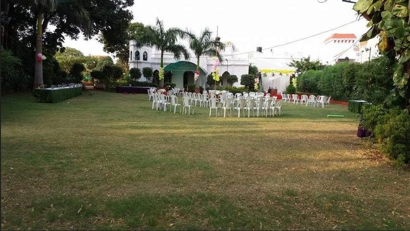 Nasheman Garden Kohefiza Bhopal - Wedding Lawn