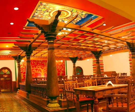 New Woodlands Hotel M G Road Kochi - Banquet Hall