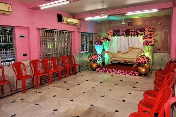 Asha Kiran Ceremonial House Belgharia Kolkata - Banquet Hall