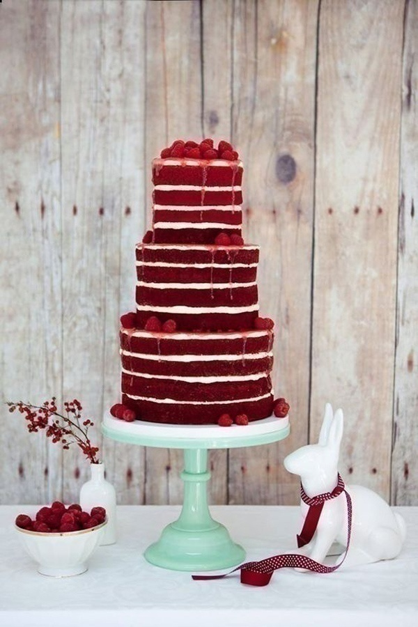 Popular Flavour: Red Velvet Wedding Cakes