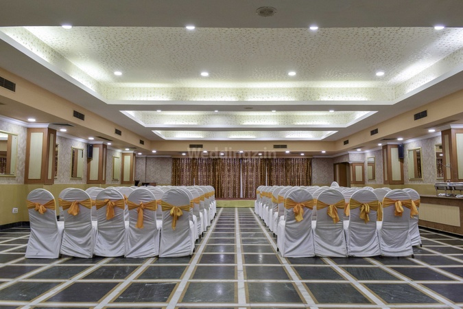 Grand Continental Hotel Civil Lines Prayagraj - Banquet Hall