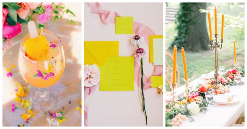 7 Ways to Make your Neon Wedding Theme Successful