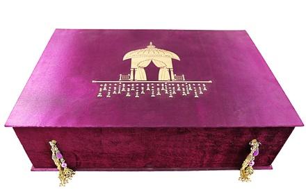 Wine Doli Trousseau Gift Box  (Large)