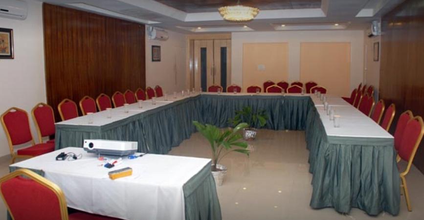 Hotel Sun Green Laxmisagar Bhubaneswar - Banquet Hall