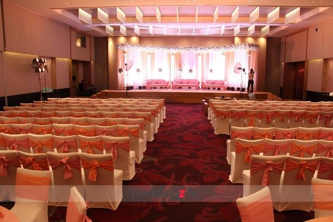 The Westin Mumbai Garden City Goregaon East Mumbai Banquet Hall