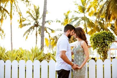 cute pre wedding shoot held in Goa