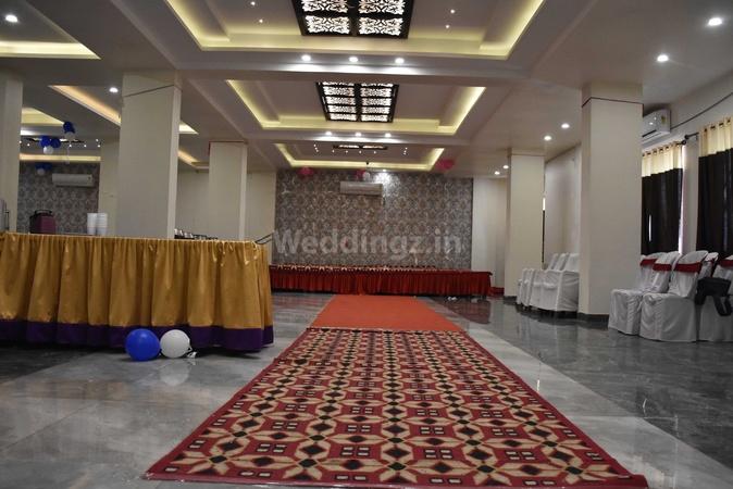 Hotel Delite Grand South Civil Lines Jabalpur - Banquet Hall