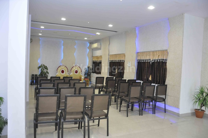Rich Taste Restaurant And Banquet Bhakti Nagar Rajkot - Banquet Hall
