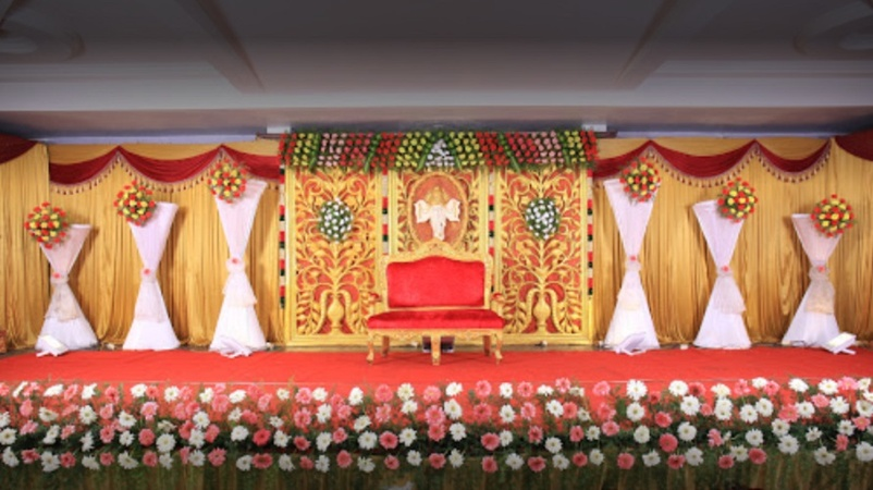 Venkat Hari Mahal / Venkat Sesh Mahal Anna Nagar Chennai - Banquet Hall