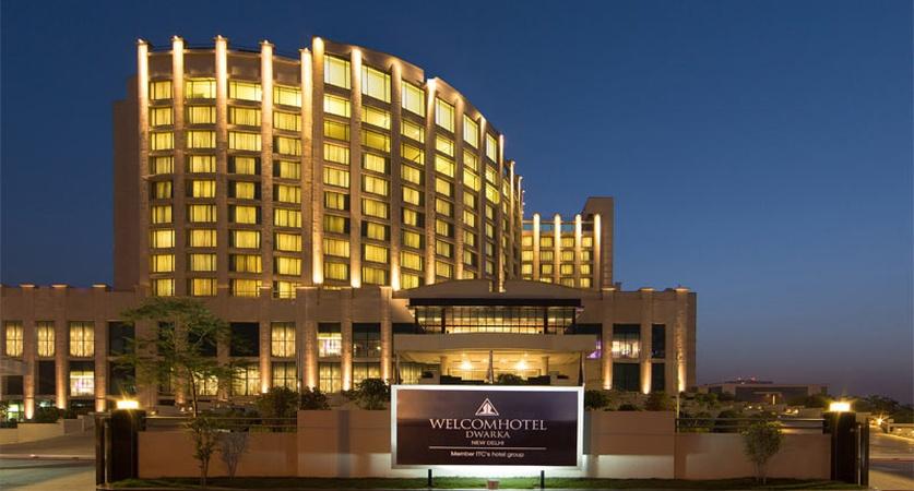 ITC Welcom Dwarka Delhi - Banquet Hall