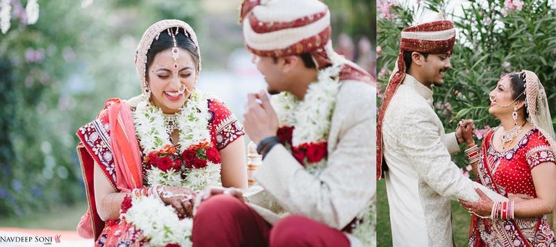 Bhavin  & Ramya Pune : Intimate Gujrati Wedding held at Fort Jadhavgarh, Pune